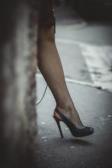 a passeggio in città