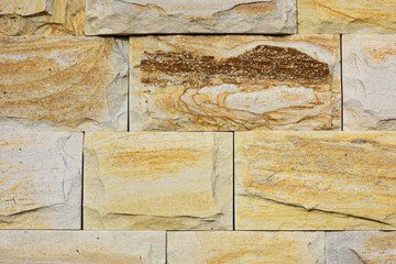 Natural building stone cladding