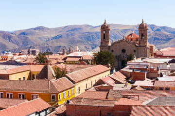Potosi City Cathedral
