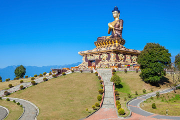 Foto op Aluminium Monument Buddha Park, Ravangla