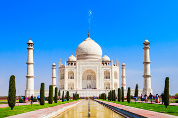 Fototapete - The Taj Mahal