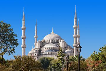 The Blue (Sultanahmet) Mosque