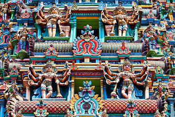 Relief of Menakshi Temple