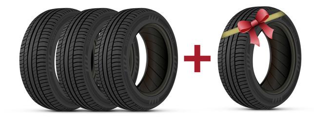 photos illustrations et vid os de pile de pneus. Black Bedroom Furniture Sets. Home Design Ideas