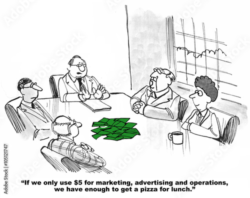 quot finance cartoon about a small budget  quot  stock photo and file folder clip art black and white file folder clip art images