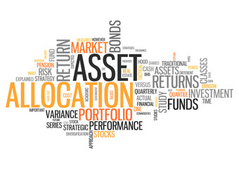 Word Cloud Asset Allocation