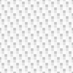 Vector seamless pattern. Geometric seamless pattern. Mosaic seamless pattern. Texture consisting of square elements.