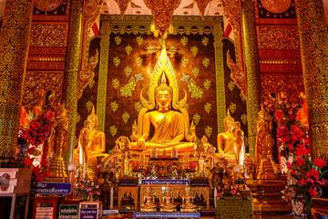 wat phra that suthon mongkol khiri Temple in Phrae at Thailand