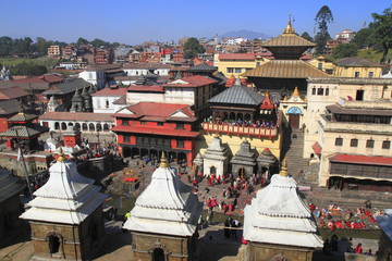 Pashupatinath Temple is Nepals most sacred Hindu shrine and one of the greatest Shiva sites, is located on the banks of the Bagmati River in the city of Kathmandu and is UNESCO World Heritage Site.