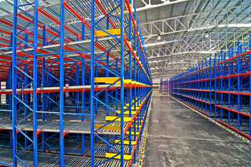 warehouse storage pallet racking systems