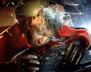 Obraz Crash test dummy  - fototapety do salonu