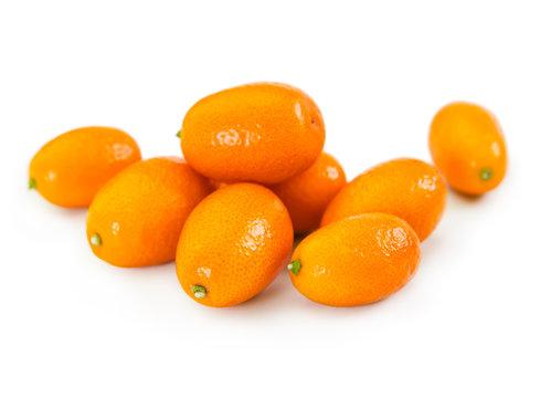 Fresh citrus kumquat