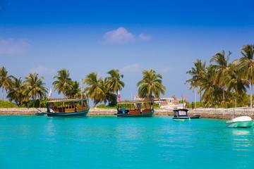 Maldives,  tropical sea boat day!