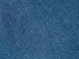 Blue jeans fabric surface background, modern clean denim material