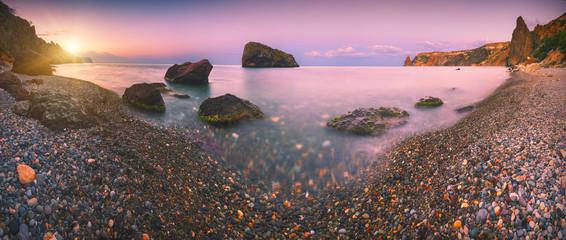 Yashma beach pano