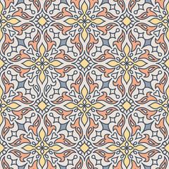 Arabic vector seamless pattern, tiling.