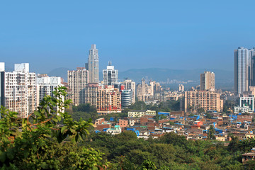 Mulund west, suburb of Mumbai