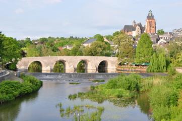 Wetzlar - Alte Lahnbrücke