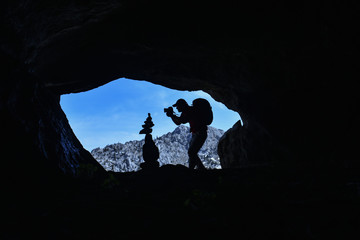doğasever ,maceracı ve fotoğrafçı