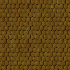 roof texture generated. Seamless pattern.