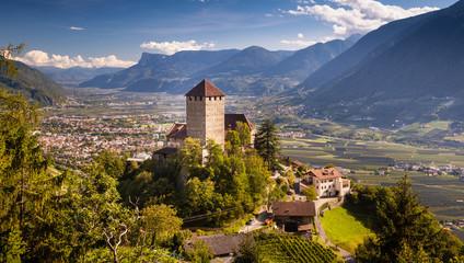 Castello di Tirolo, Sud Tirol, Bolzano