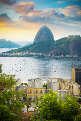 Photo sur Plexiglas Rio de Janeiro Rio De Janeiro, Brazil