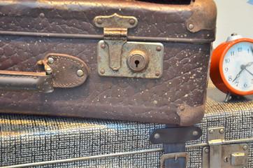 Alte Reisekoffer