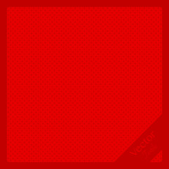 Tessuto pois rossi