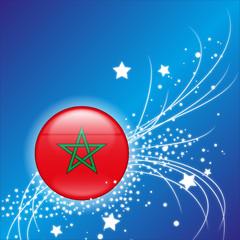 Marokko Hintergrund
