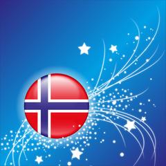 Norwegen Hintergrund