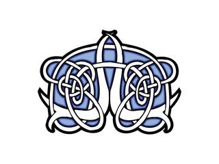Ornamental Celtic Decor