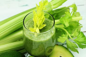 zielony koktajl dieta pełne witamin