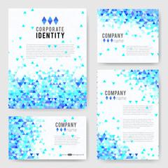 Blue triangle Identity-2