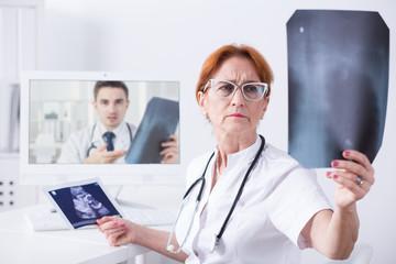 Internet as a tool in medics work