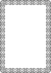 Remarkable baroque frame