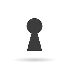 Keyhole Icon Vector. Keyhole Icon JPEG. Keyhole Icon Picture. Keyhole Icon Image. Keyhole Icon Graphic. Keyhole Icon Art. Keyhole Icon JPG. Keyhole Icon EPS. Keyhole AI.Keyhole Drawing - stock vector