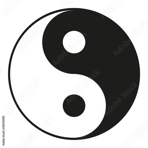 yin yang vector yin yang jpeg yin yang icon object yin yang icon rh fotolia com Yin Yang Transparent Yin Yang Symbol Designs