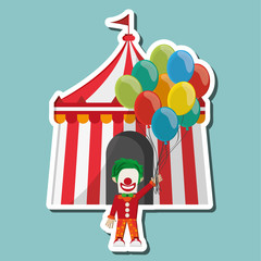 Circus and carnival design