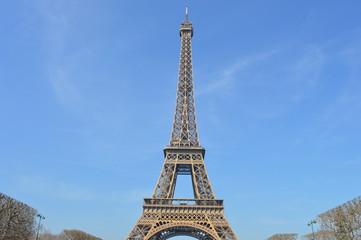 Les trois étages de la tour Eiffel