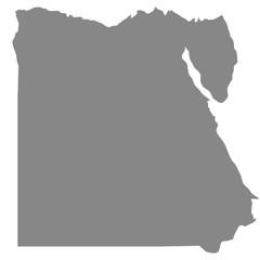 Egipt map
