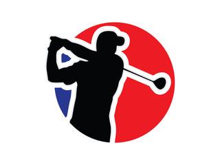 Sports Golf Logo