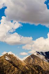 Südliche Alpen am Lago Maggiore, Oberitalien