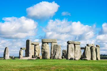 Stonehenge, Salisbury Plain, Wiltshire, UK