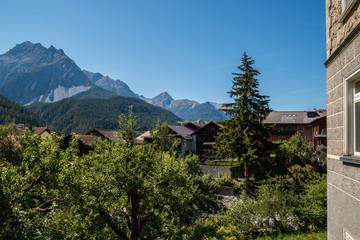 Scuol, Bassa Engadina, Cantone dei Grigioni, Svizzera