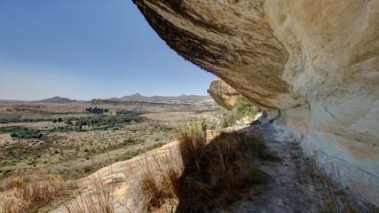 Holhoek Hiking Trail in Freestate South Africa