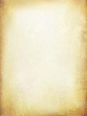 Grunge vintage old paper background. Vector