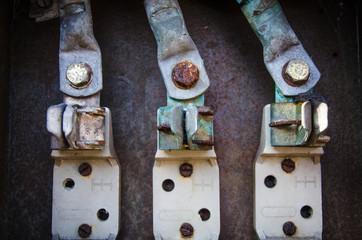 Electriciteit schakelaars