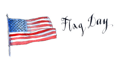 Flag Day of America