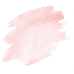Rose Quartz background/ Rose Quartz  watercolor background