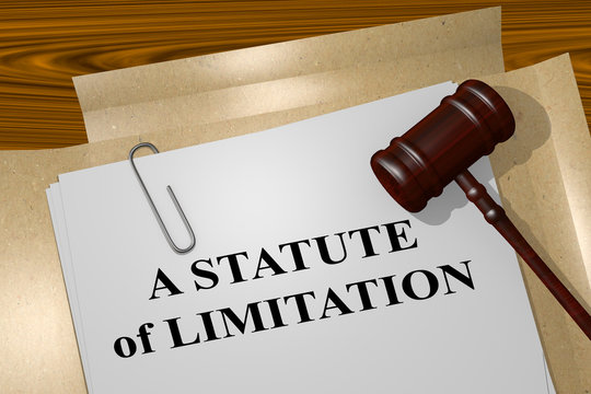 A Statute of Limitation concept
